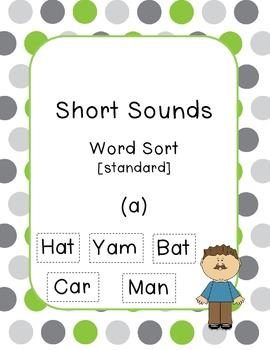 Short Sounds - Word (a)