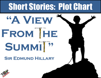 """Short Story: Plot Chart """"A View From the Summit"""" Sir Edmun"""