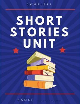 Short Stories Unit - Printable Activities for Language Art