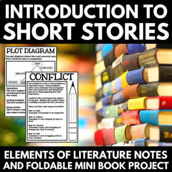 Elements of Literature - Introduction to Short Stories - N