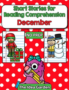 Short Stories for Reading Comprehension - December