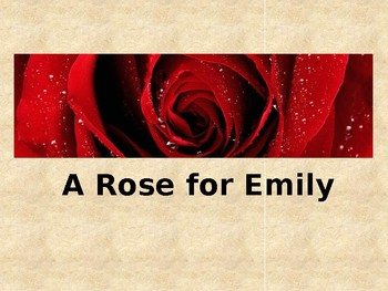 Short Story Analysis Sample: A Rose for Emily