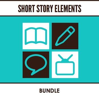 Short Story Elements BUNDLE