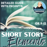 Short Story Elements - Detailed Handout