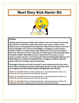 Short Story Kick Starter Kit