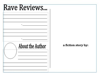 Short Story Publish Template (Book Style)