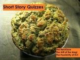 Short Story Quizzes
