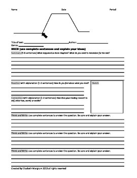 Short Story Reading Comprehension Worksheet