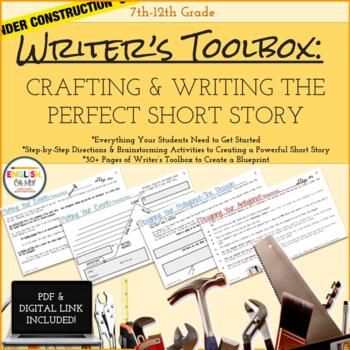 Short Story Writing-Toolbox for Creating & Writing the Per