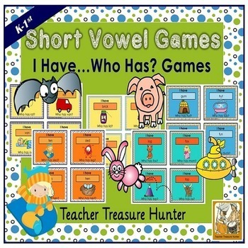Short VOWEL GAME bundle I have who has 200+ cards w/ pics
