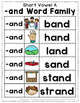 Short Vowel A Word Work {-and Word Family}