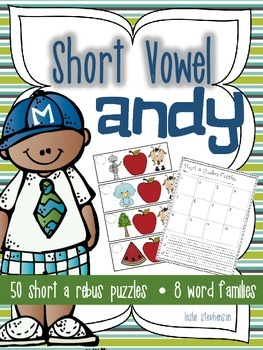 Short Vowel Andy