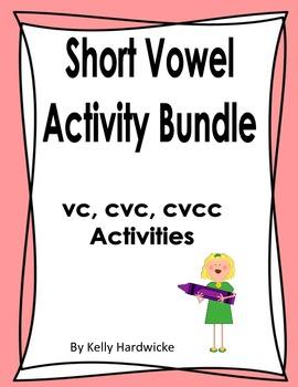 Short Vowel Bundle Pack