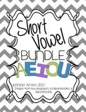 Short Vowel Bundle Pack {a,e,i,o,u}