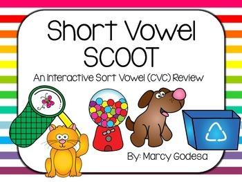 Short Vowel (CVC) SCOOT