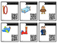 Short Vowel CVC Task Cards with QR Codes for Self-Correcti