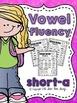 Short Vowel Fluency: THE BUNDLE {CVC Words}