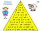 Short Vowel Fluency Pyramids