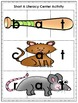 Short Vowel Fun: Literacy Center Activity Pack