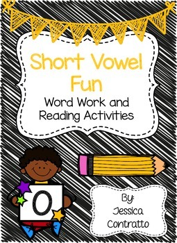 Short Vowel Fun: Short O