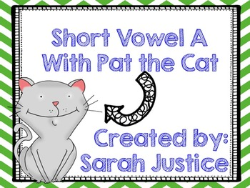 Short Vowel Interactive ( BUNDLE) ( A,E,I, O, U) Power-Points
