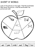 Kindergarten - CVC Words
