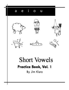 Short Vowel Practice, Vol. 1