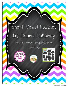 Short Vowel Puzzles