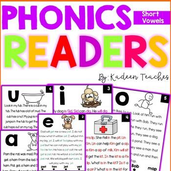 Short Vowel Readers