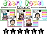 Short Vowel Resources {BUNDLE}