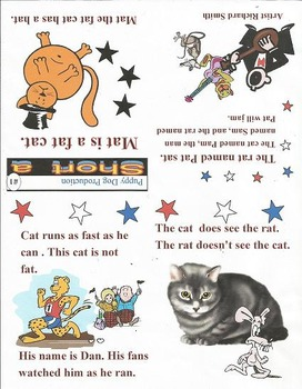 Short Vowel Short Stories