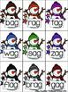 Short Vowels: Snowmen SPLAT! (Color)