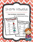 Short Vowel Sound Identification Poster