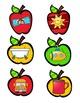 Short Vowel Sound Sort Learning Center:  Apple Picking