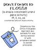 Short Vowel Spelling Rules Board Game Bundle (floss, k/ck,