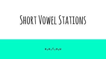 Short Vowel Stations