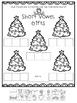 Short Vowel cvc Christmas sort