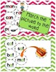 Short Vowels, Blends, Digraphs for First and Second Grade