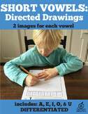 Short Vowels: Directed Drawings