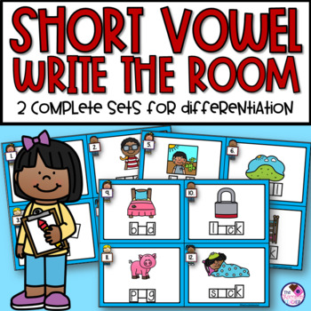 Short Vowels Scoot