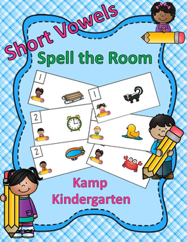 Short Vowels Spell the Room