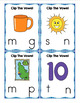 Short Vowels/CVC Intervention Kit for Parents