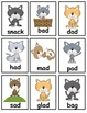 Short /a/ Centers and Activites: Word sort, word games, wo