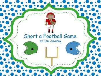 Short a Football Game