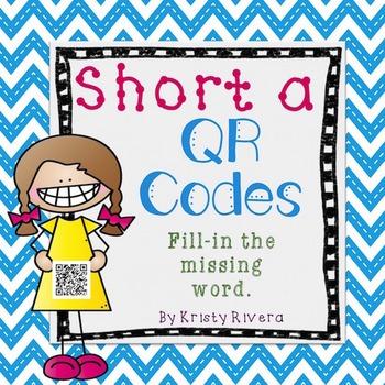 Short a QR Codes