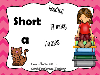 Short A Reading Fluency Games