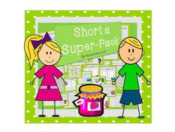 Short a Super-Pack