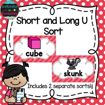Short and Long U Sort