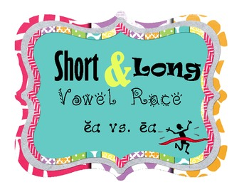Short and Long Vowel Race ('ea' words)