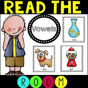 Short and Long Vowel Read the Room
